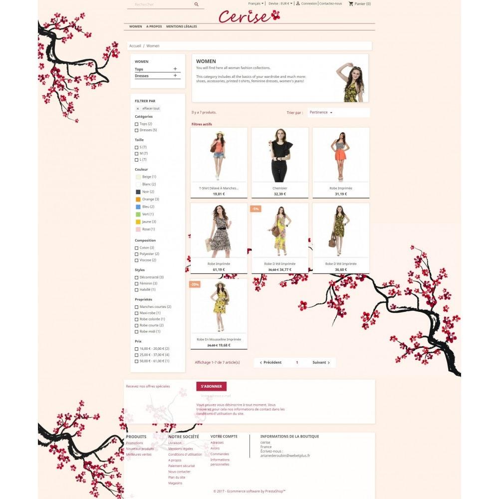 theme - Bijoux & Accessoires - Cerise - 6