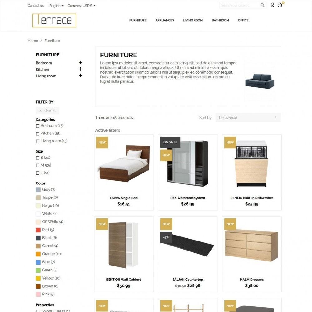 theme - Casa & Giardino - Terrace - 5