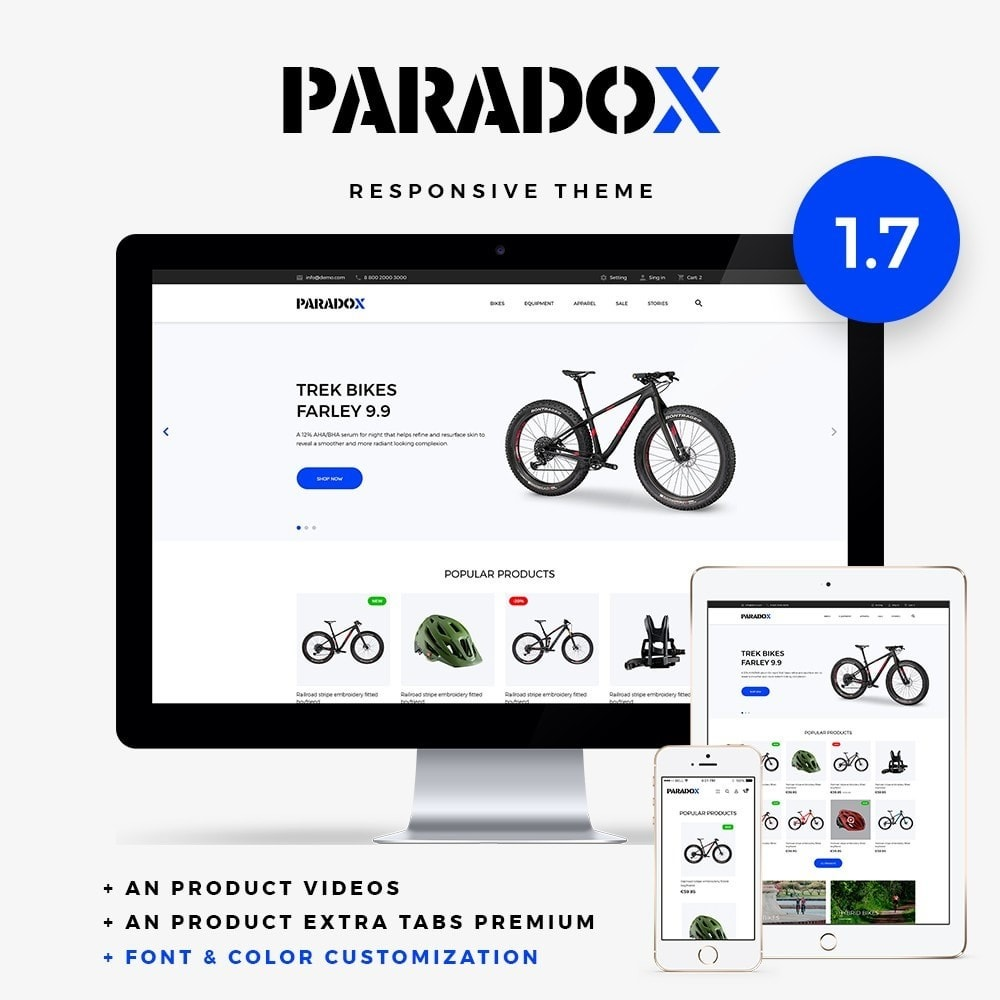 theme - Sports, Activities & Travel - Paradox - 1