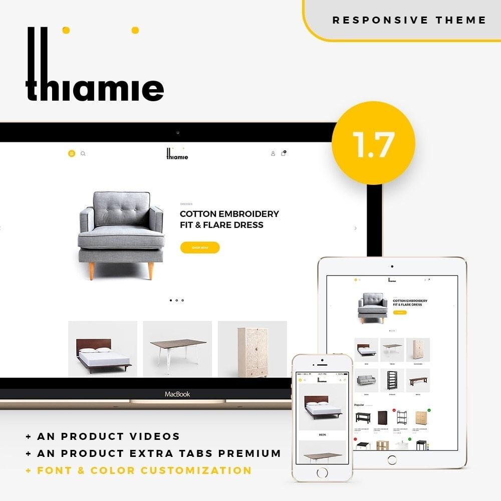 theme - Home & Garden - Thiamine - 1