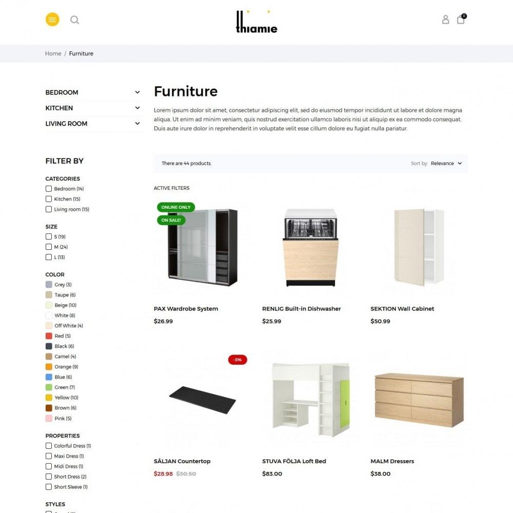 theme - Huis & Buitenleven - Thiamine - 5
