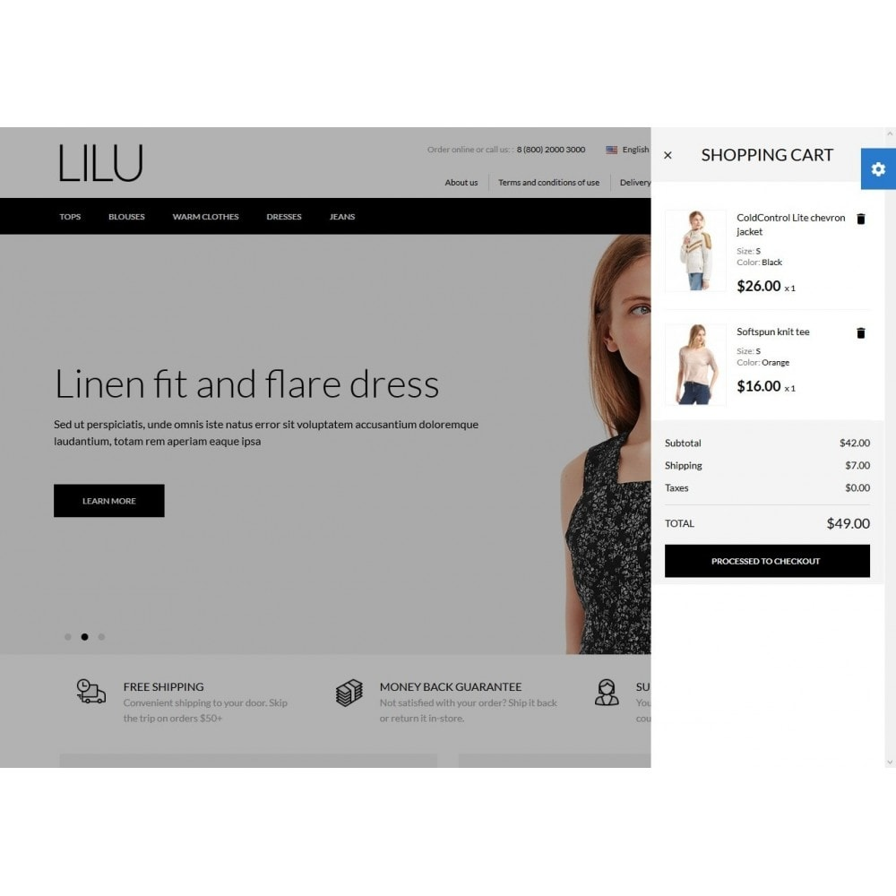 theme - Mode & Schuhe - Lilu Fashion Store - 3
