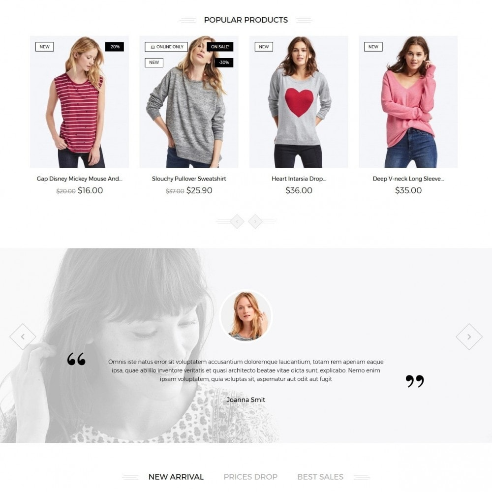 theme - Moda y Calzado - Zanzibar Fashion Store - 3