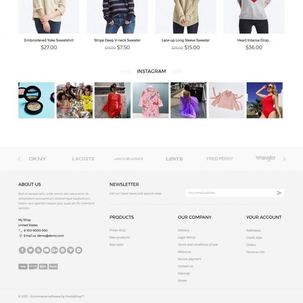 theme - Мода и обувь - Zanzibar Fashion Store - 4