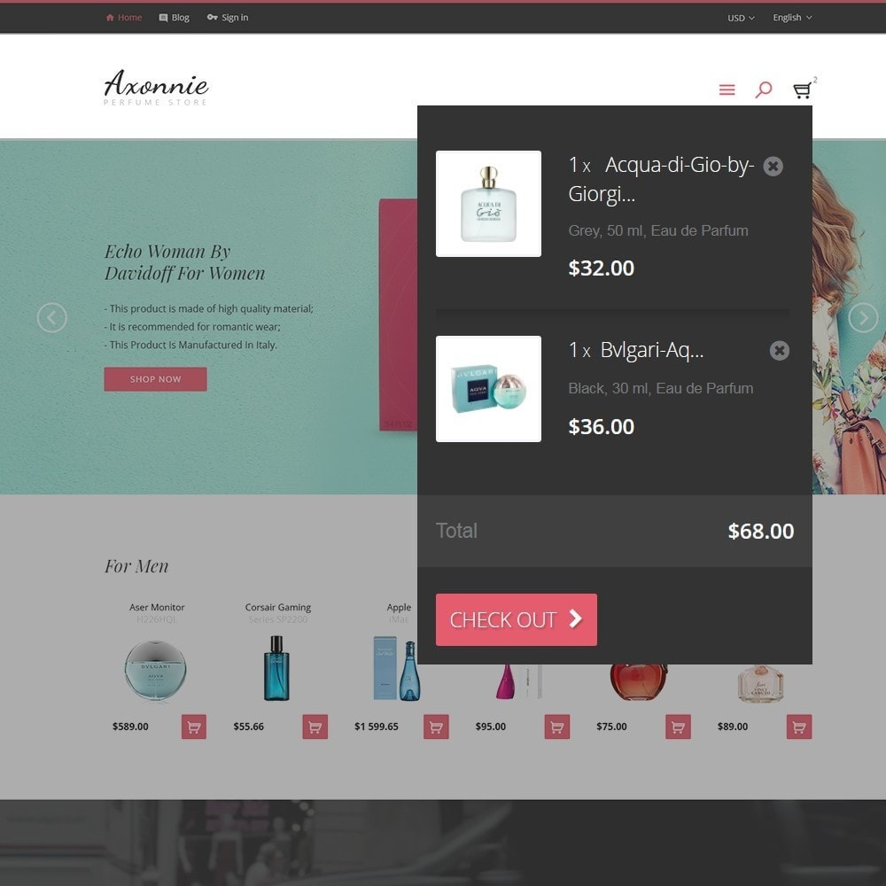 theme - Mode & Schuhe - Axonnie - Perfume Store PrestaShop Theme - 5
