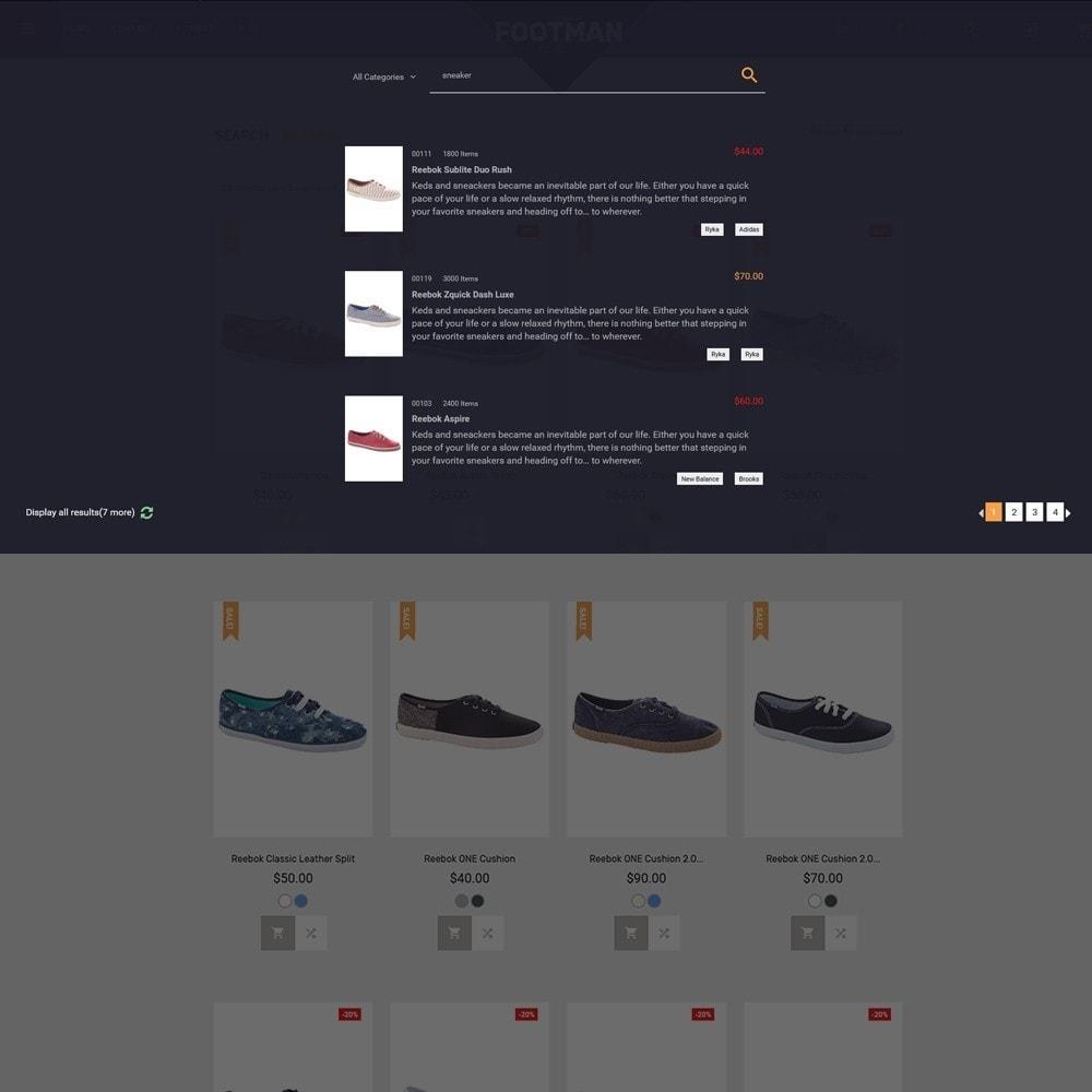 theme - Мода и обувь - Footmen - Адаптивный PrestaShop шаблон магазина обуви - 5