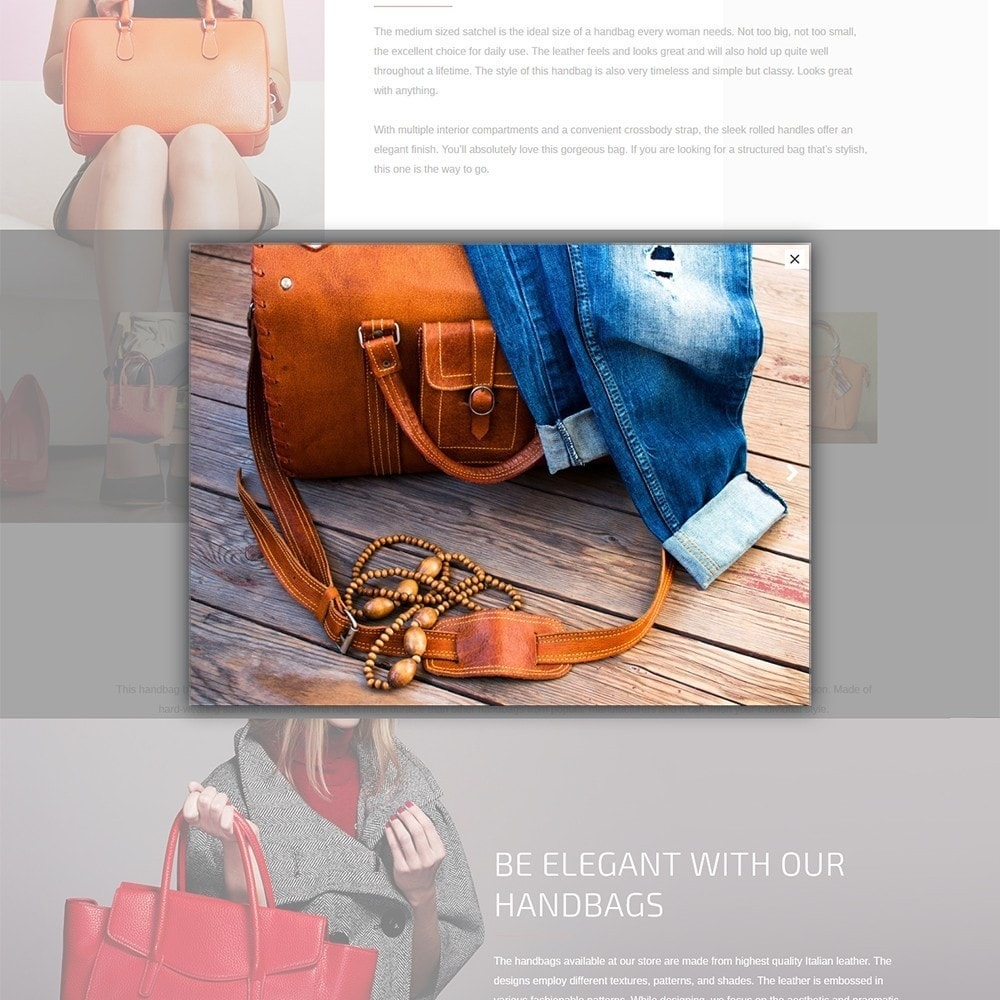 theme - Mode & Schoenen - Eveprest - Multipurpose PrestaShop Theme - 5