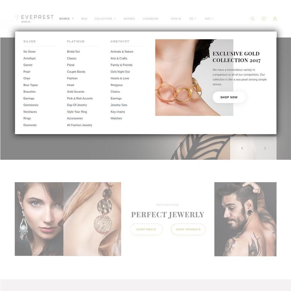 theme - Mode & Chaussures - Eveprest - Multipurpose Shop - 9