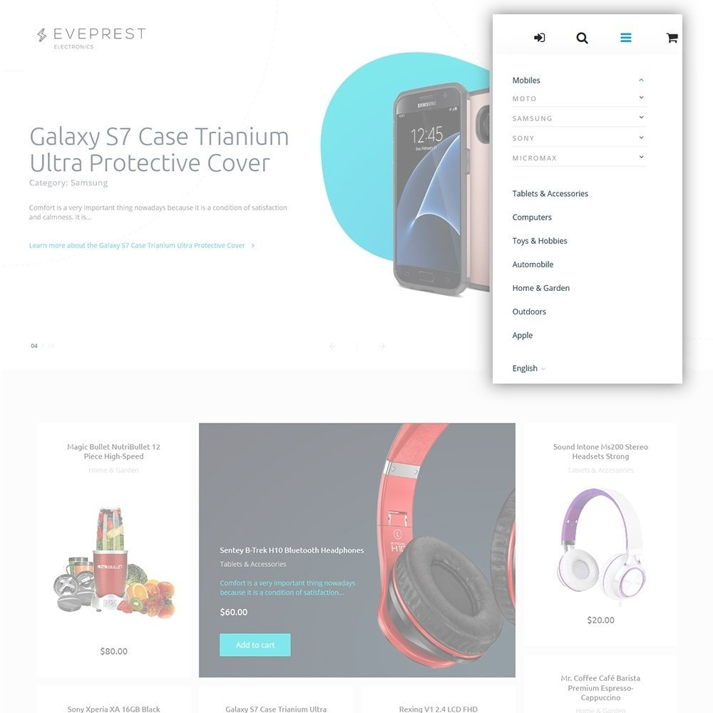 theme - Mode & Chaussures - Eveprest - Multipurpose Shop - 11