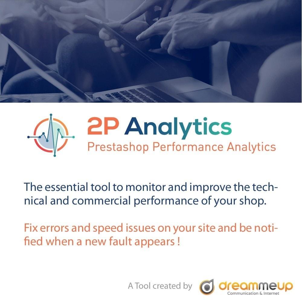 module - Статистика и анализ - 2P Analytics - 2