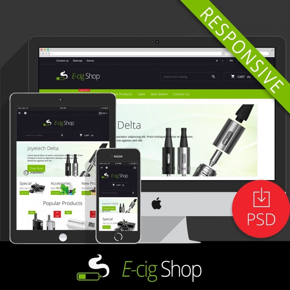 e-Cig Shop