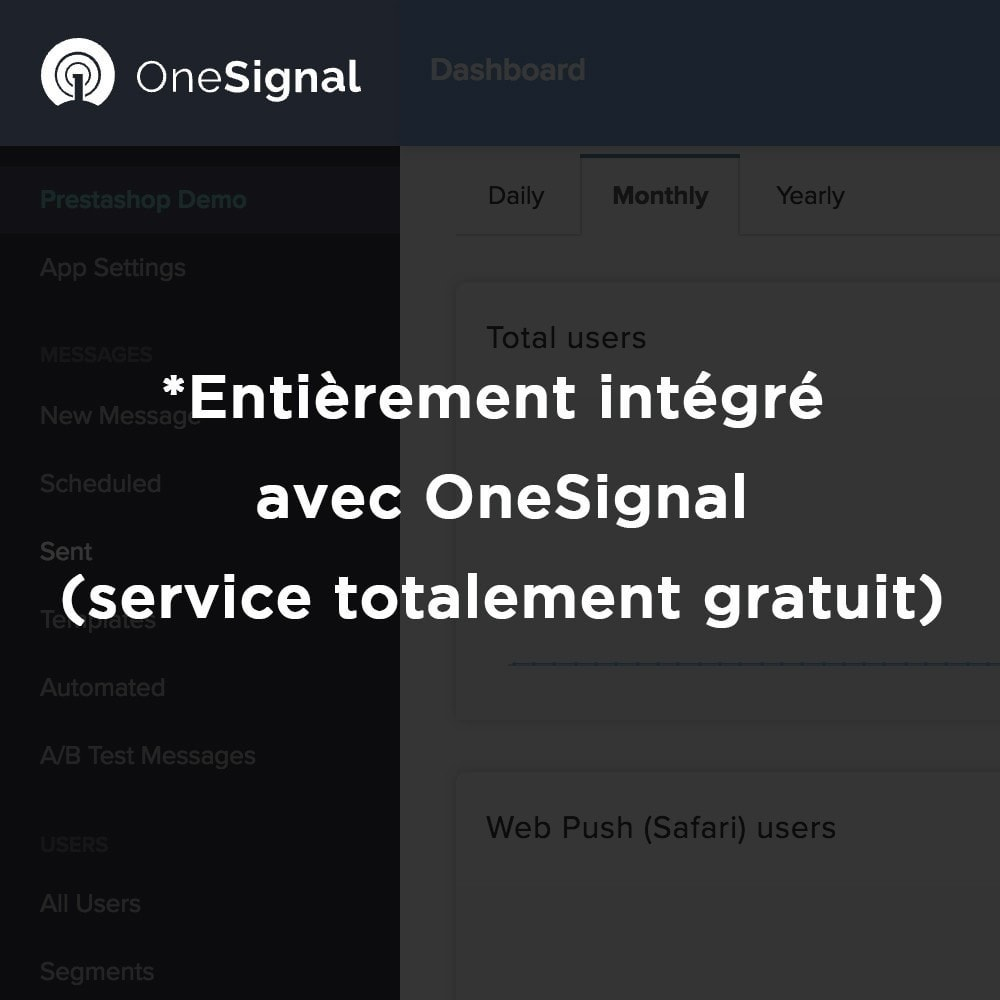 module - E-mails & Notifications - OneSignal - Browser Push Notifications + Cart Reminder - 5