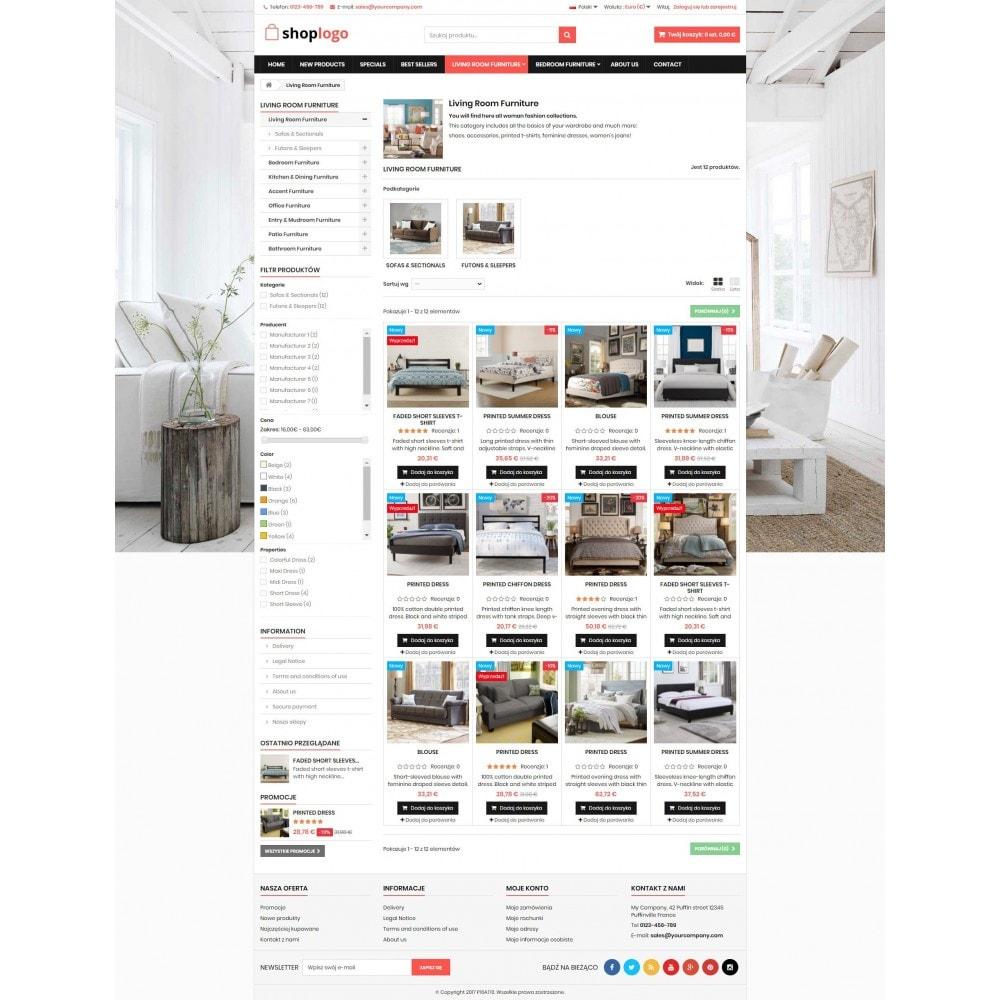 theme - Dom & Ogród - P16AT10 Meble, łóżka i akcesoria domowe - 4
