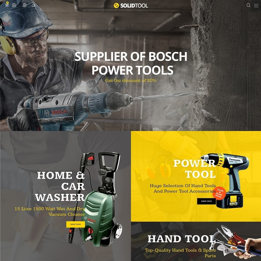theme - Auto & Moto - Solid Tool Store - 12