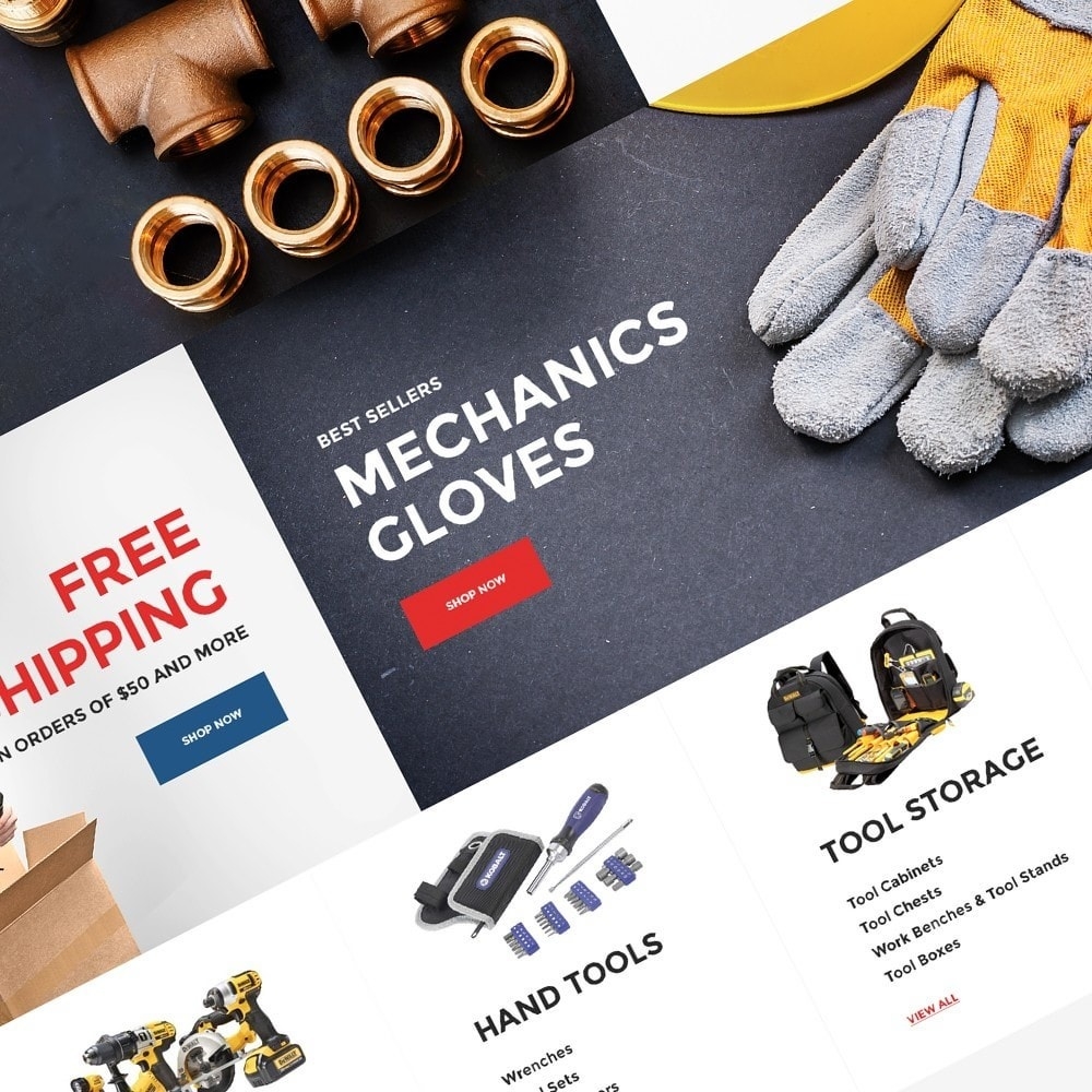 theme - Home & Garden - Carromi - 3