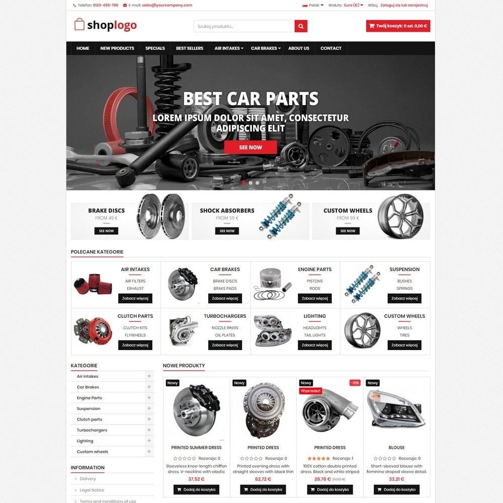 P16AT11 Części samochodowe i narzędzia