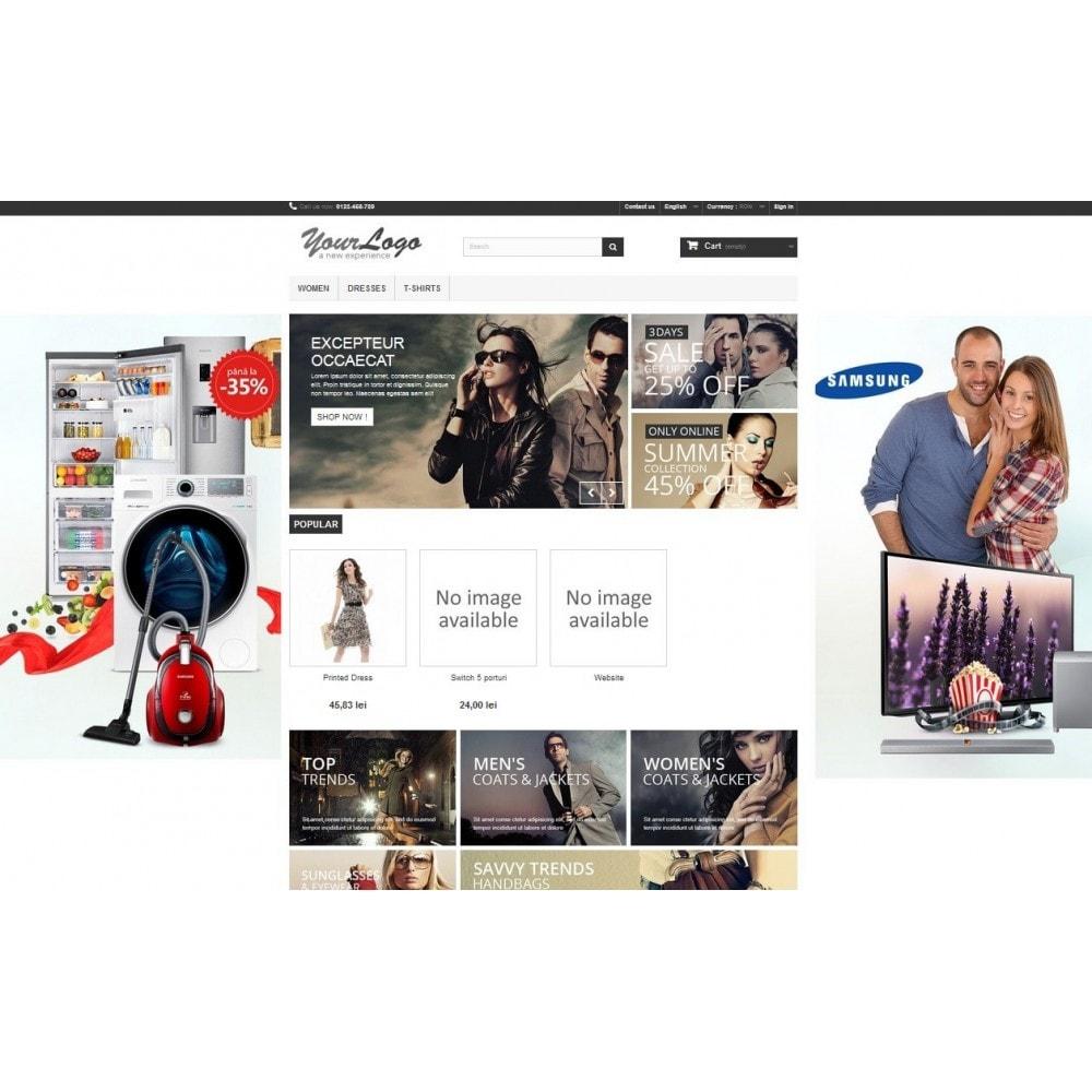 module - Page Customization - Background promo image - 1
