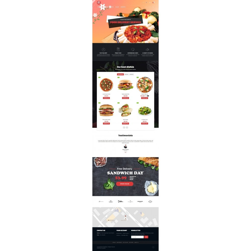 VP_Fastfood Store