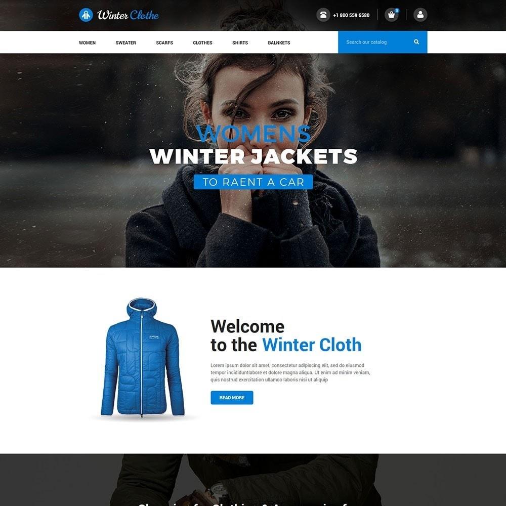 Winter Cloth Store