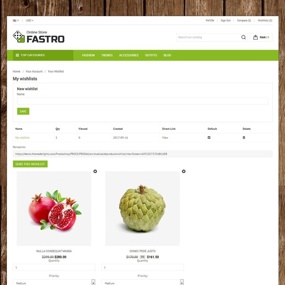 theme - Food & Restaurant - Fastro Grocery Store - 8