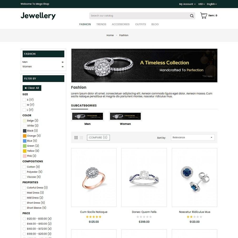 theme - Sieraden & Accessoires - Jewellery Store - 3