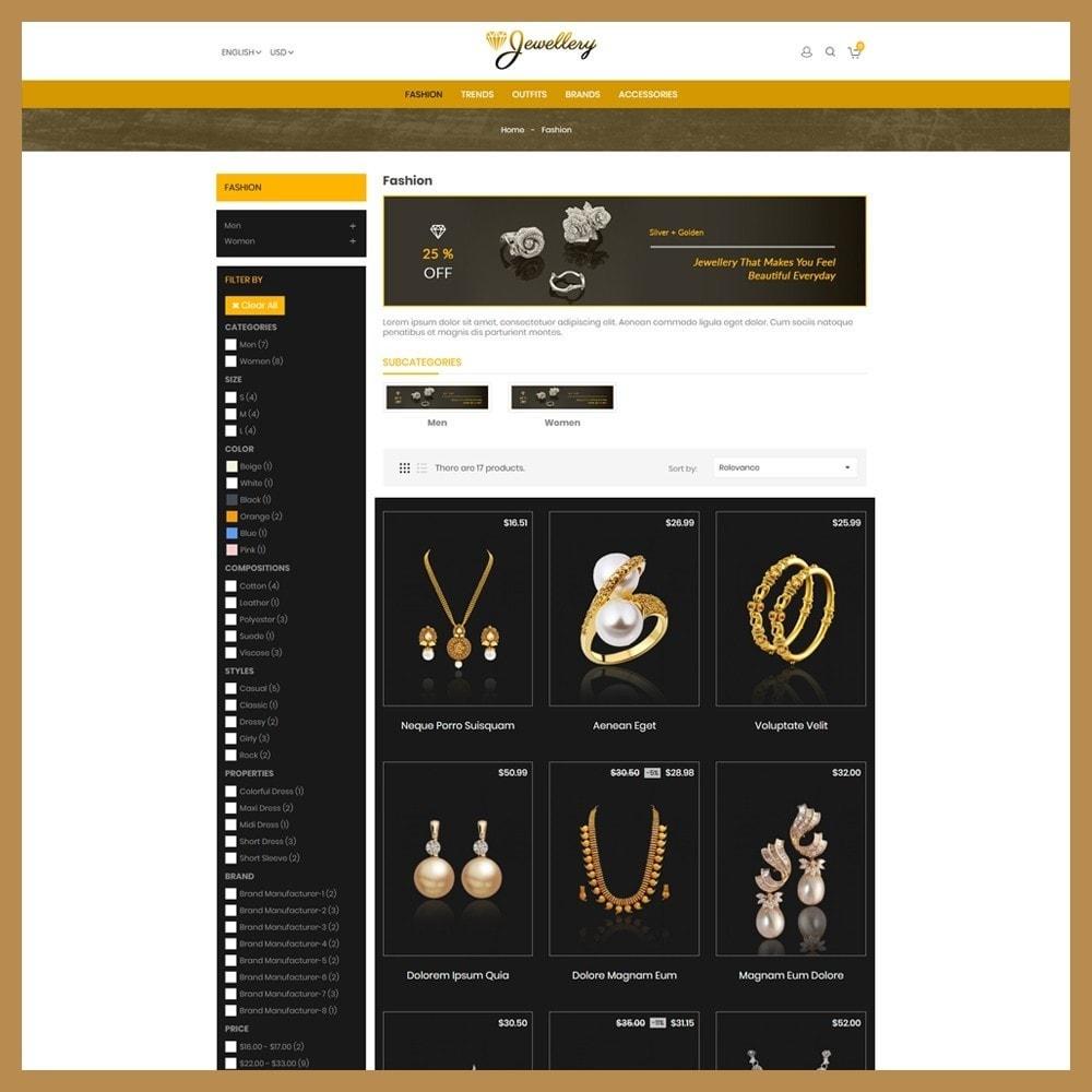 theme - Schmuck & Accesoires - Jewellery Store - 3
