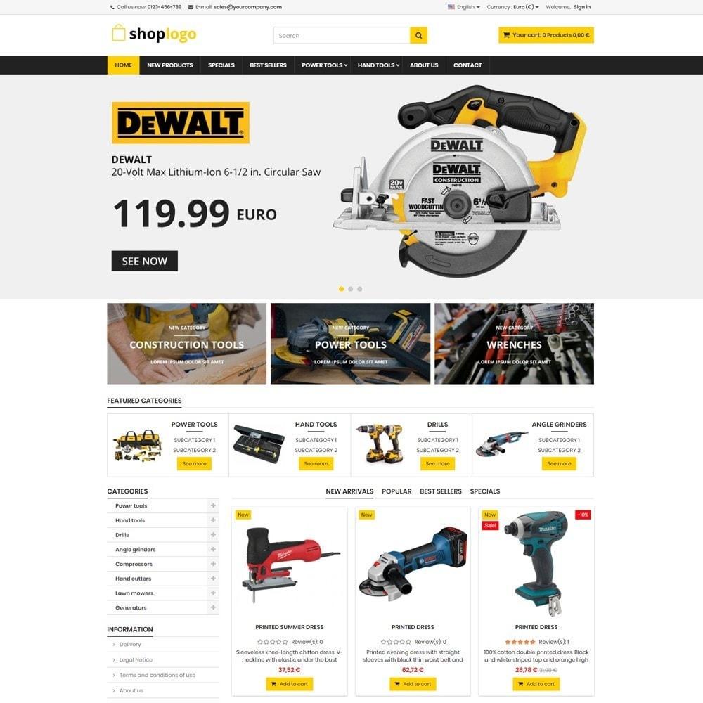 P16AT12 Tools store