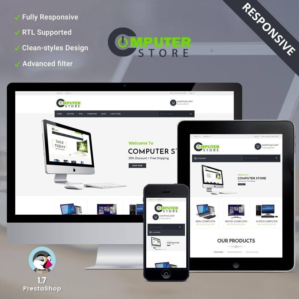 theme - Electrónica e High Tech - Computer Store - 1
