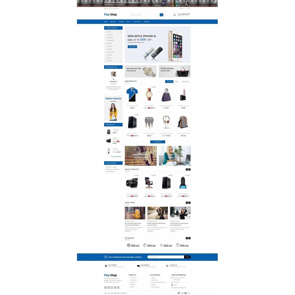 Play Shop - Mega Store