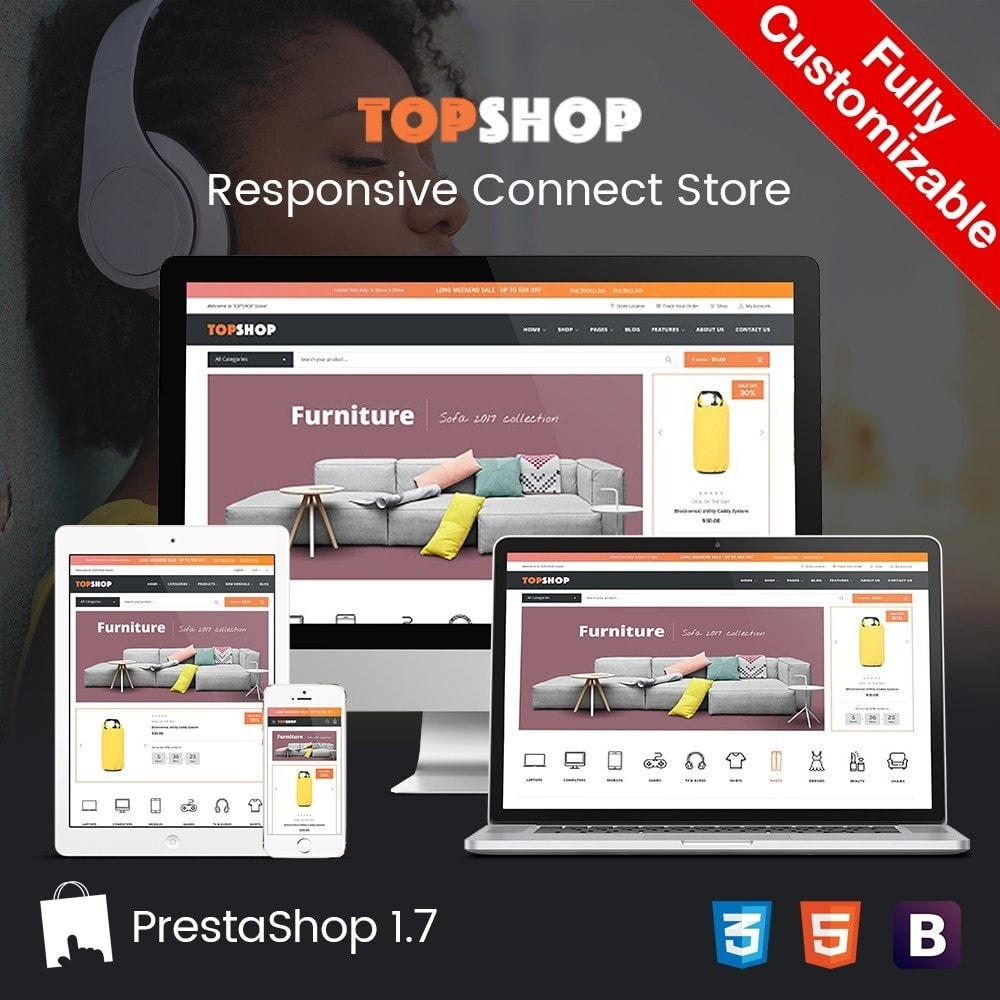 TOPSHOP -  Supermarket