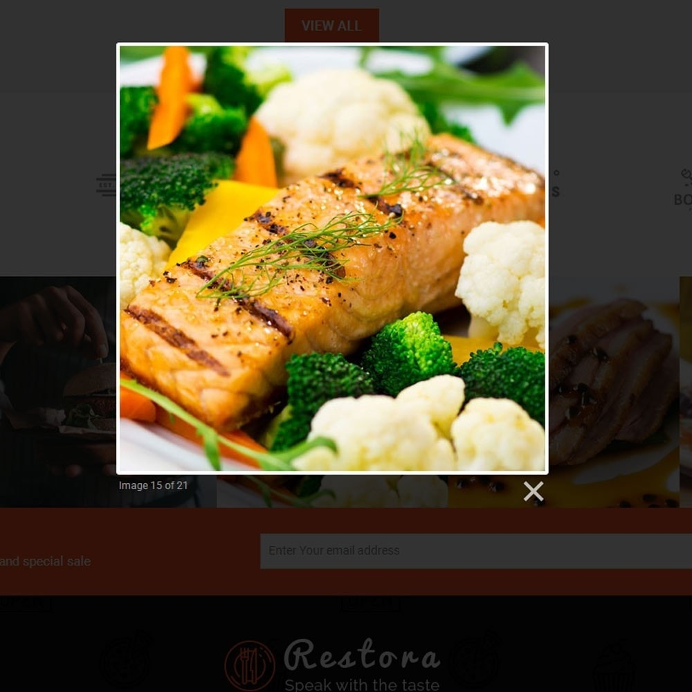 theme - Eten & Restaurant - Restora Food Store - 8