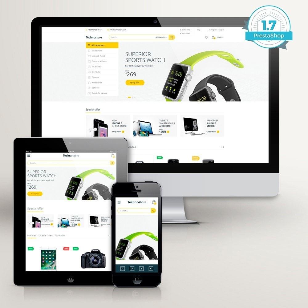 Technostore - Hi-Tech Online Store