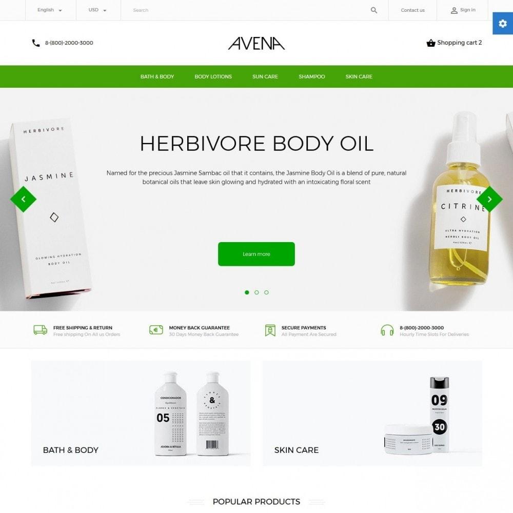 Avena Cosmetics