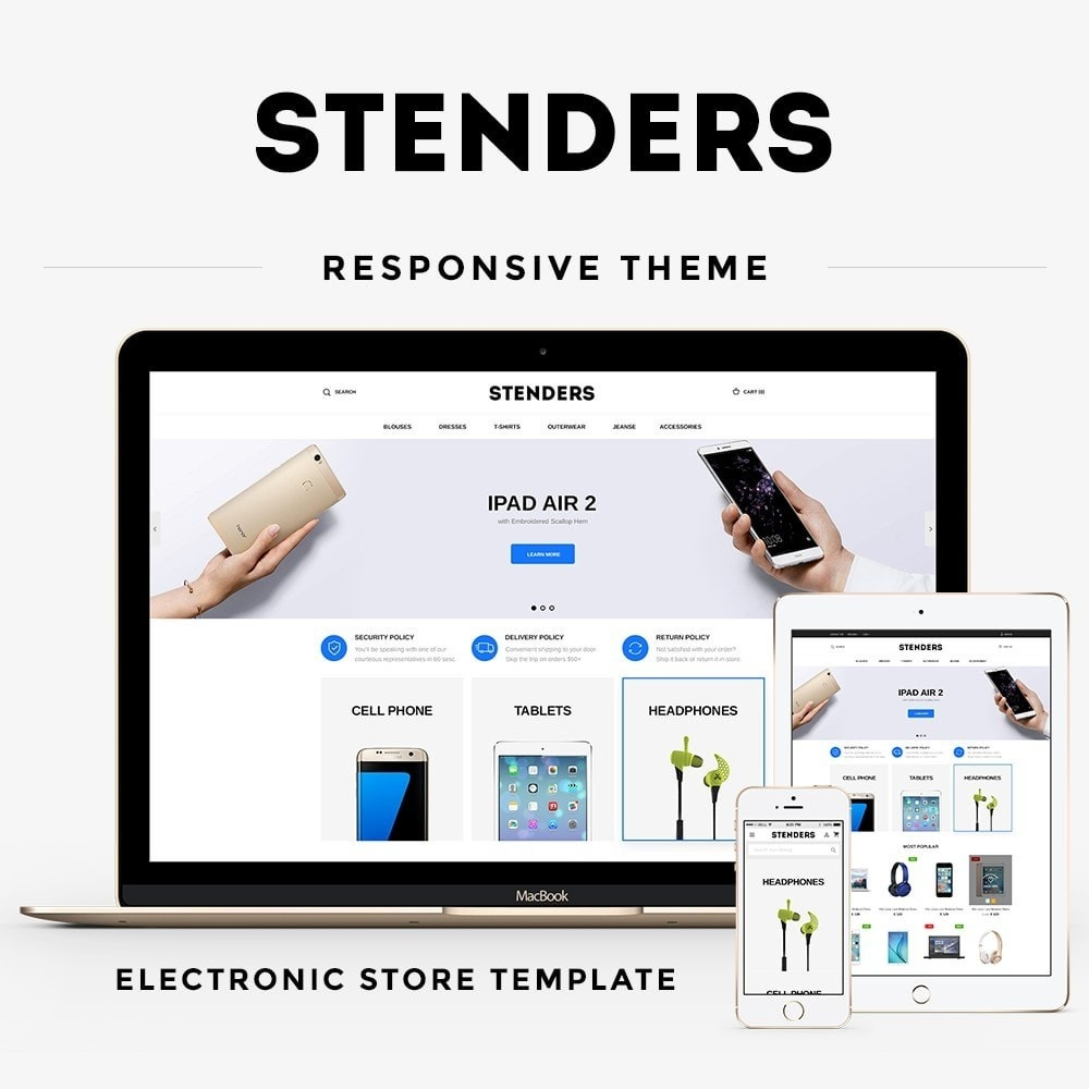 Stenders - High-tech Shop