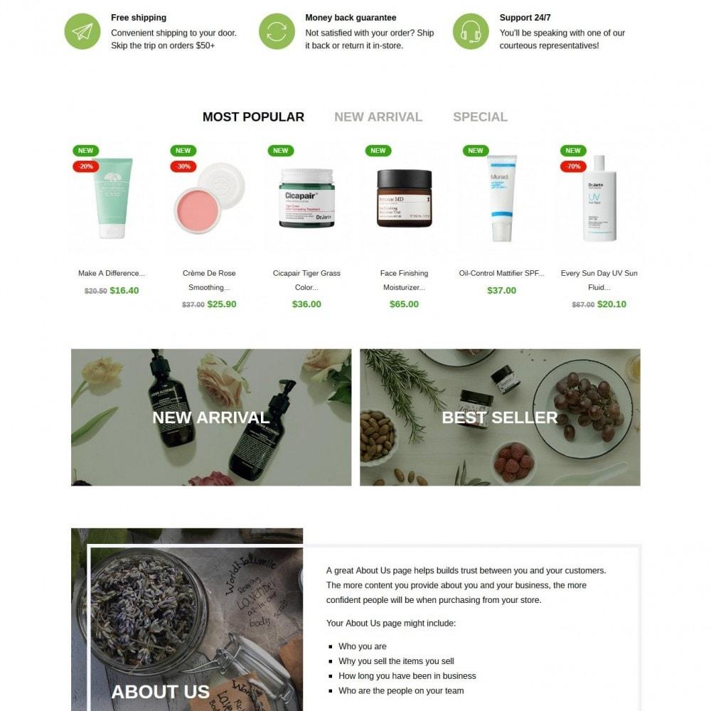 theme - Gezondheid & Schoonheid - DIY skin care Cosmetics - 3