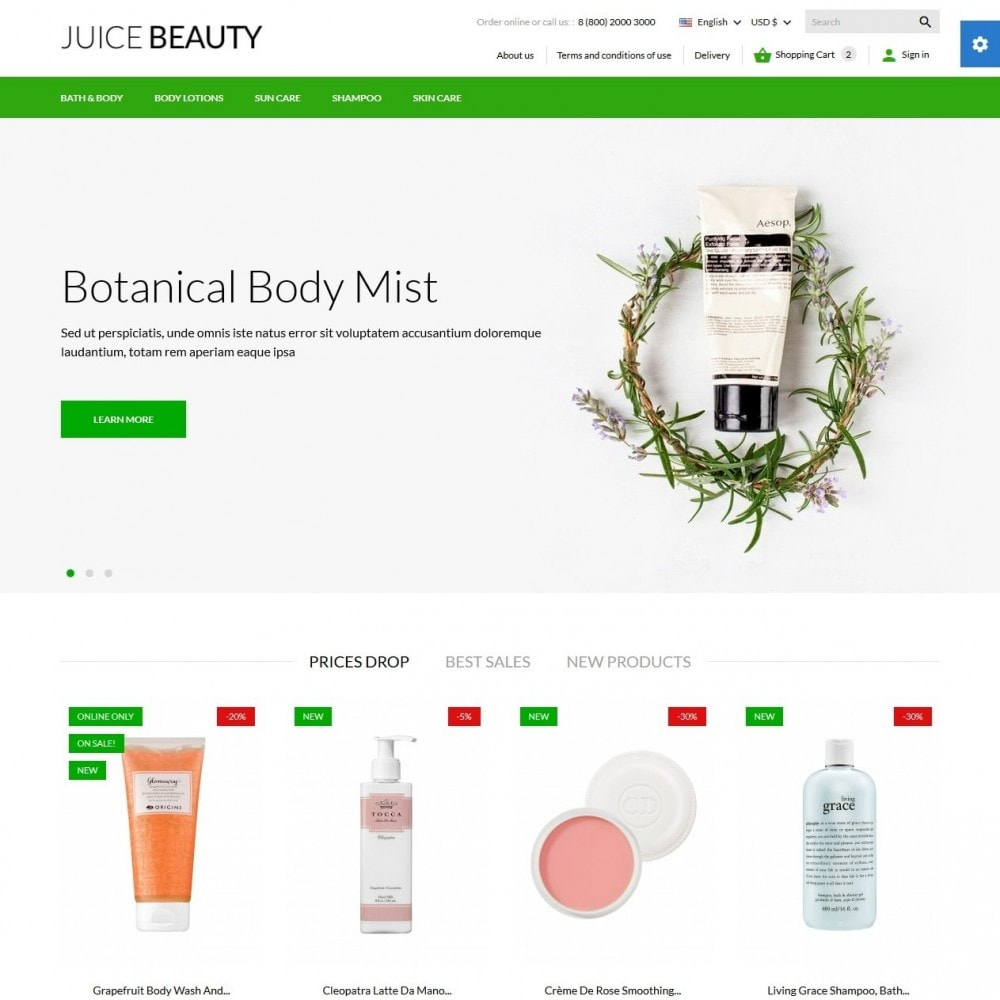 Juice Beauty Cosmetics