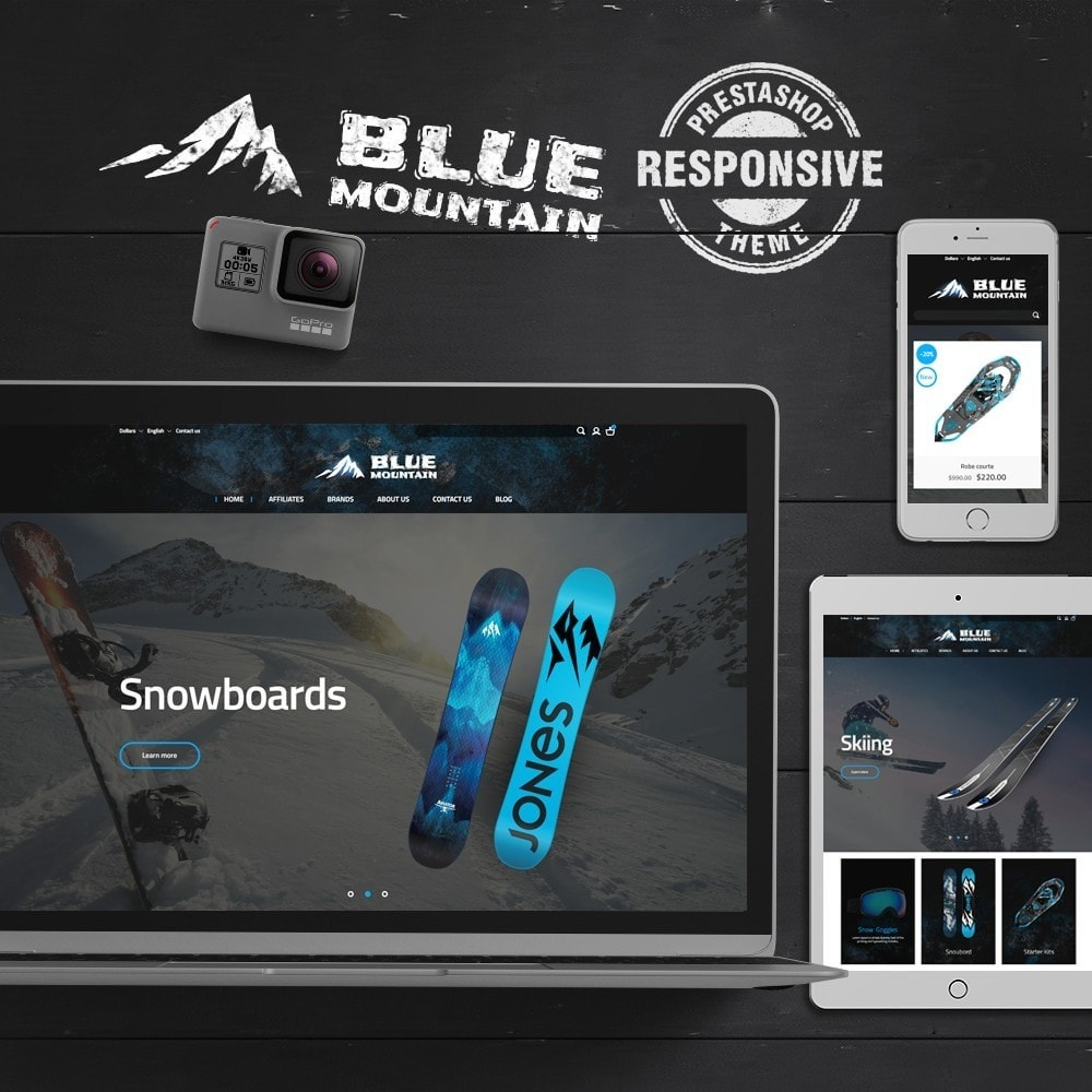 Blue Mountain - Active Sport