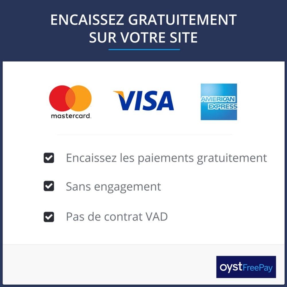 module - Paiement par Carte ou Wallet - Oyst - 2