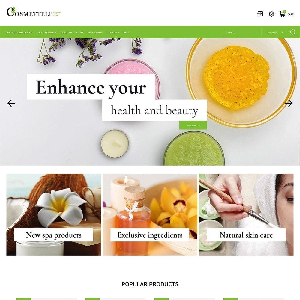 theme - Здоровье и красота - Cosmettele - 3