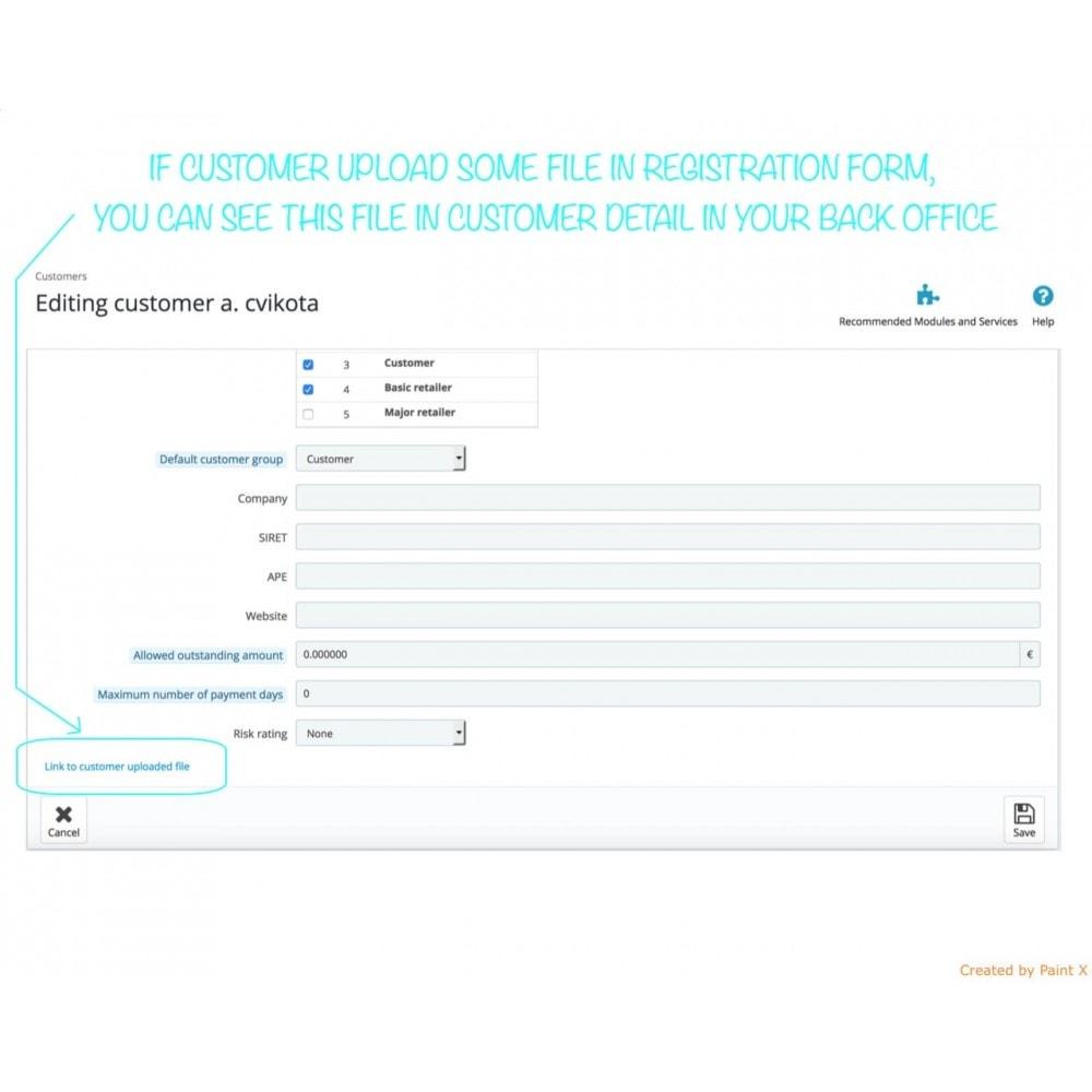 module - B2B - Validation B2B du membre enregistré et cacher des prix - 8