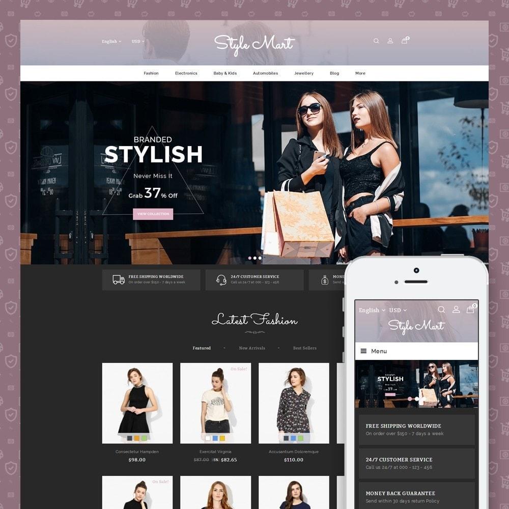 Style Mart - Fashion Store