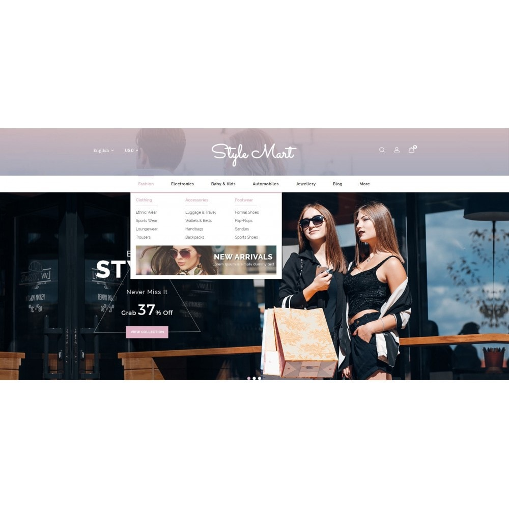 theme - Moda & Calzature - Style Mart - Fashion Store - 8