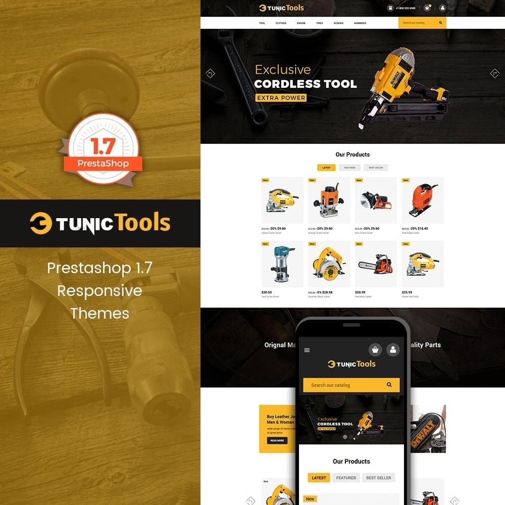 theme - Auto & Moto - Mega Tool Store - 1