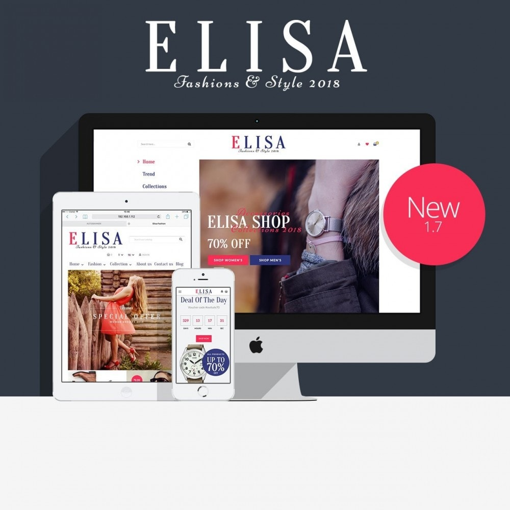 Elisa Fashion