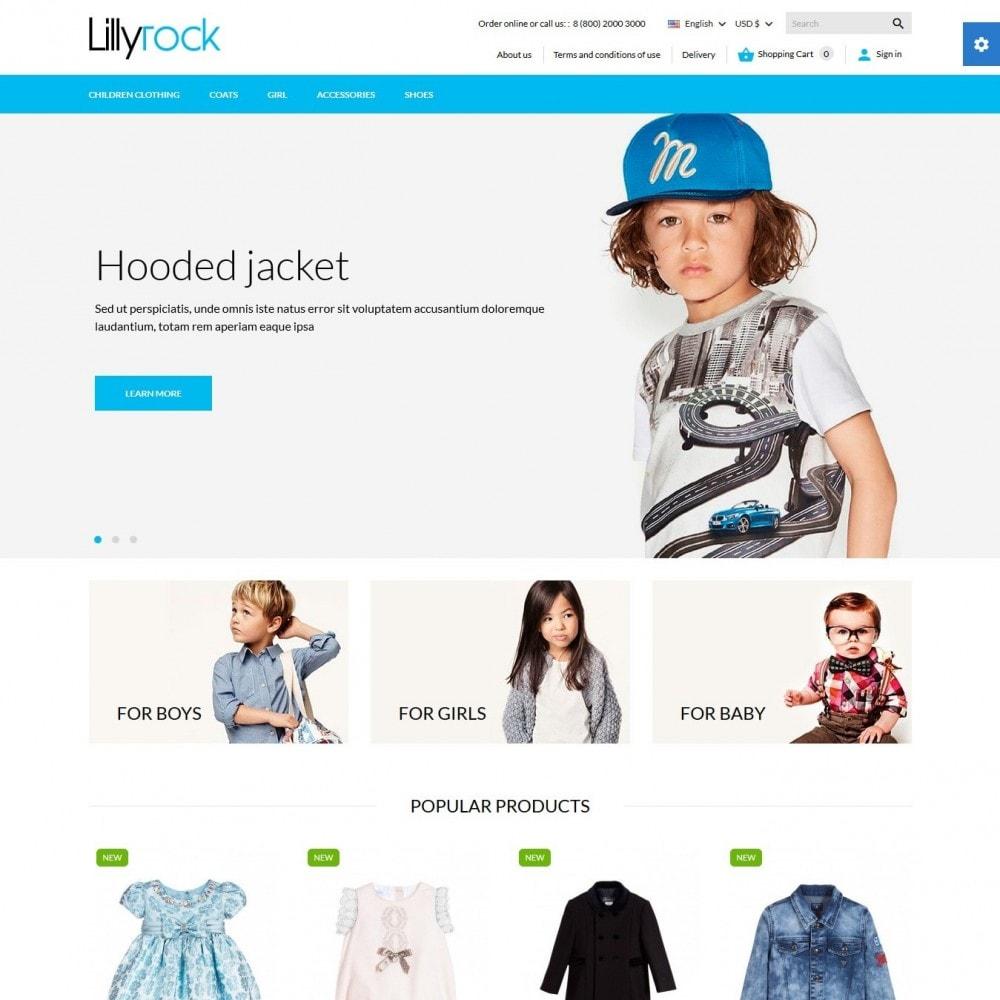 Lillyrock