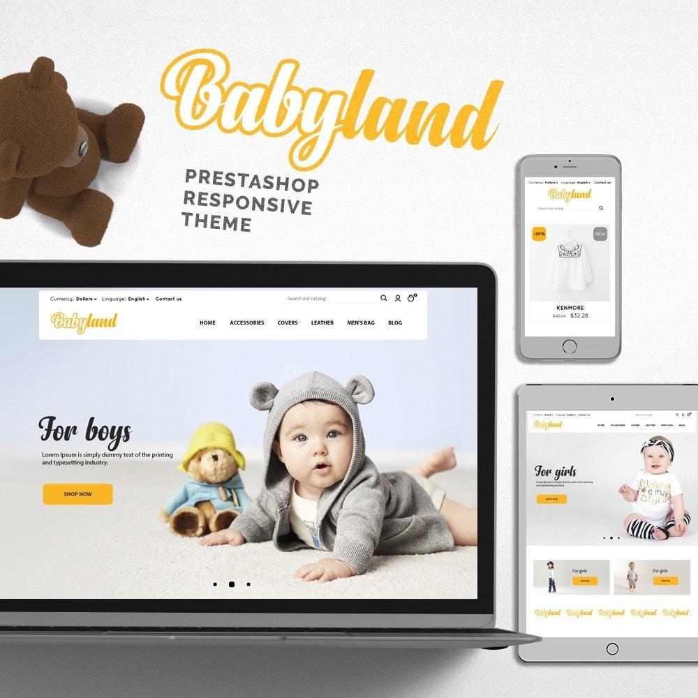 theme - Niños y Juguetes - Babyland - 1