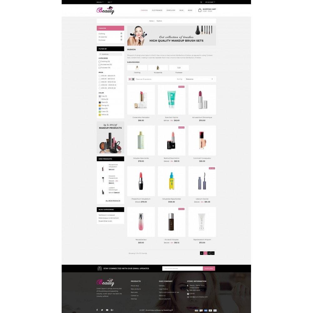 theme - Zdrowie & Uroda - Beauty Store - 3