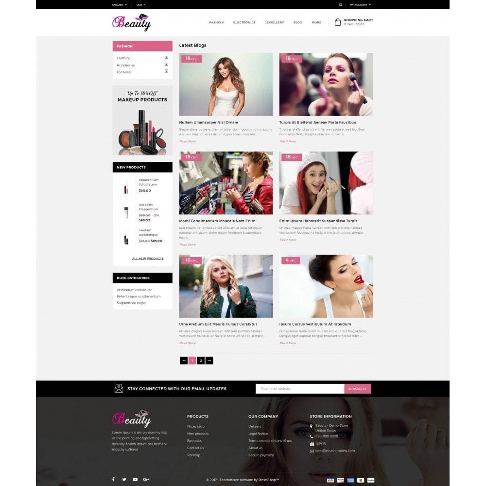 theme - Zdrowie & Uroda - Beauty Store - 9