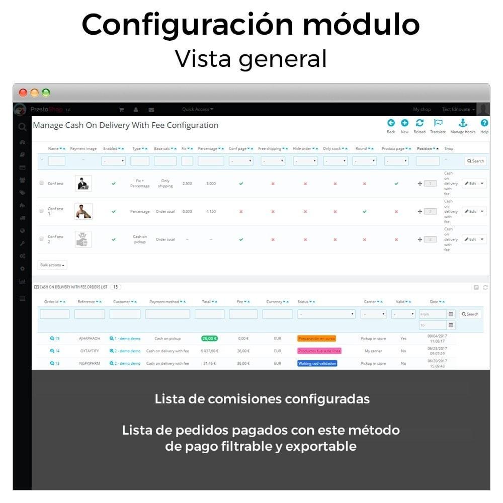 bundle - Pago a la Entrega (contrarrembolso) - Primera venta (módulos imprescindibles para España) - 3