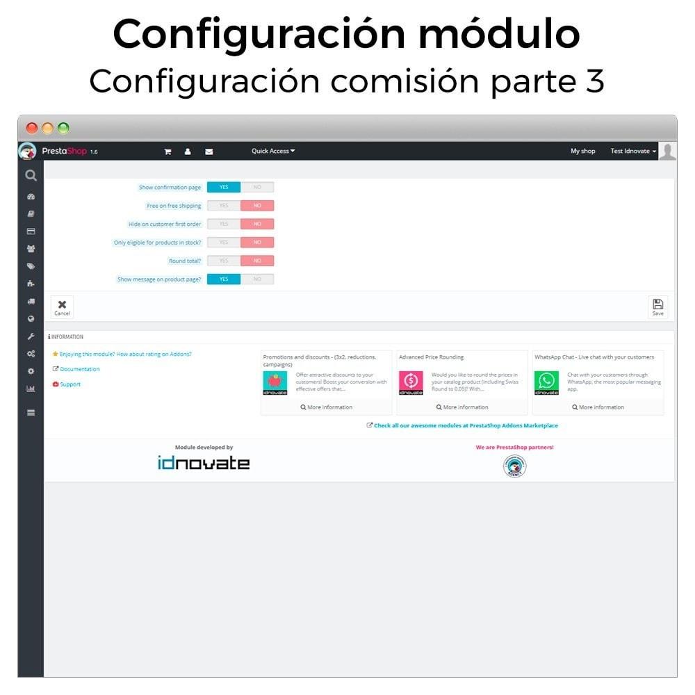 module - Pago a la Entrega (contrarrembolso) - Pago contra reembolso con comisión/recargo Plus - 6